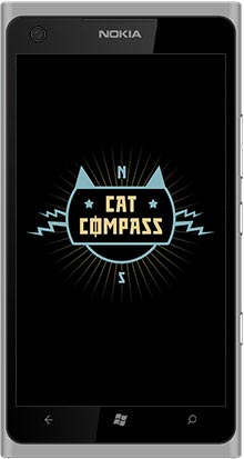 Cat Compass Splash Screen
